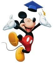 Mickey Disney Graduate